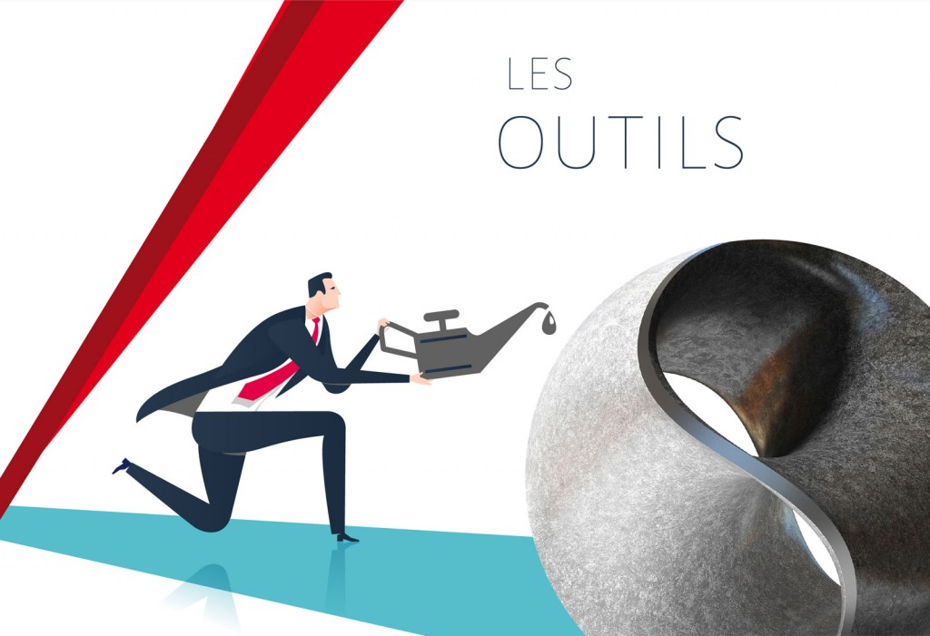 Exsellor-les outils